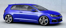 WIN A BRAND NEW Volkswagen Golf R 2.0LTurbo SI 4X4 296bhp 3 Door Hatchback