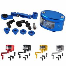 Universal Brake Clutch Master Cylinder Fluid Reservoir Tank Oil Cup Motorcycle