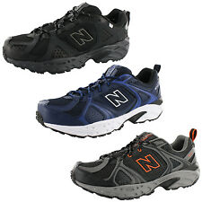 N.W.T. MEN'S NEW BALANCE MT481GO MEDIUM/WIDE 4E WIDTH TRAIL RUNNING SHOES
