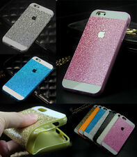 Hot Sale Bling Glitter Shinning TPU Soft Case Cover for iPhone 4S 5S 6 & 6 Plus