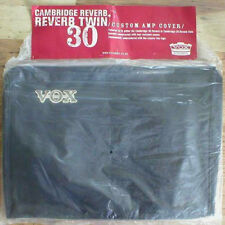 VOX Authentic Amplifier Cover NEW Cambridge Reverb + Reverb Twin 30 embroidered