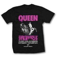 Queen 'Stormtroopers In Stilettos' T-Shirt - NEW & OFFICIAL!