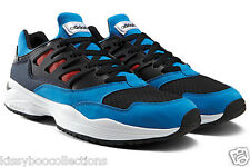 Adidas Originals Torsion Allegra Black Running White Blue Sneakers Shoes D65486