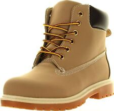 Reneeze Daily-03 Womens Mid-Calf Field Work Boots