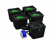 ALIEN RDWC PRO HYDROPONIC SYSTEMS 34LTR POTS 50CM AND 75CM AVAILABLE