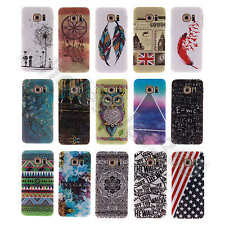 For LG HTC Nokia Stylish Soft TPU Deluxe Morden Silicone Rubber Gel Case Cover