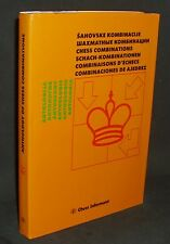 Anthology of Chess Combinations by Chess Informant (Hardcover Book)