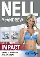 NELL MCANDREW - MAXIMUM IMPACT - NEW / SEALED DVD