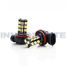 H11 / H8 27 Smd Canbus Fendinebbia Luce Lampadine A LED H11 o H8.