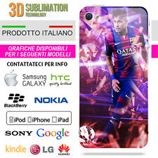 COVER NEYMAR BARCELLONA PER IPHONE IPOD GALAXY Z10 HTC XPERIA NOTE LG LUMIA