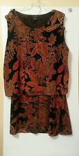 N.Y.P.L. Woman Skirt 2X Matching Top 3X Sold Separately New Suit Sears