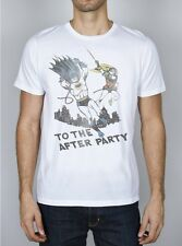 Junk Food Batman & Robin To The After Party T Shirt  Save 40%!!  Large
