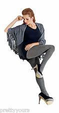 New Womens Ladies Luxury Opaque Winter 3D Cotton Warm Tights Size S M L