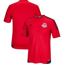 adidas Toronto FC MLS 2015 / 2016 Soccer Home Jersey Brand New Red / Black
