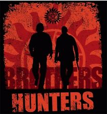 SUPERNATURAL Brothers Hunters Sam & Dean Winchester Limited Ed Mens T-Shirt M-2X