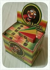 Filter Tips Ragga Box Roaches Paper Card Rolling Filter Tip 50 Per Booklet
