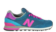 New Balance Womens Classic Sneakers 515 Blue Pink WL515BP