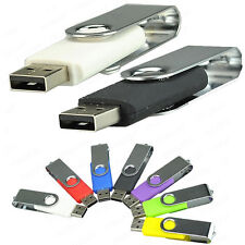 CLE key 2/4/8/16 Go Clé Rotation Mémoire Flash Disk Drive USB 2.0 for PC 1pcs D2