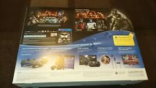 Sony PlayStation 4 500 GB Jet Black Console with BATMAN
