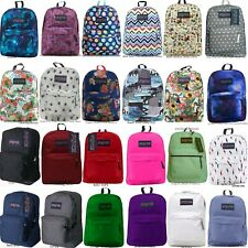 JANSPORT SUPERBREAK BACKPACK 100% AUTHENTIC SCHOOL BOOK BAG DAYPACK NEW