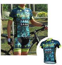 2015 New Camo Cycling Wear Bike Bicycle Short Sleeves Jersey Shorts sets