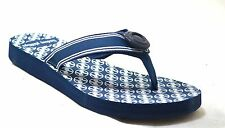 Lindsay Phillips Switch Flops Lulu Navy Womens Thong Sandals