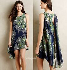 NEW Anthropologie Andromeda Swing Dress size L, Flattering and Fun Dress