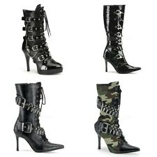 FUNTASMA Cop-911 Police-201 Militant-128 Cop Military Army Soldier Costume Boots
