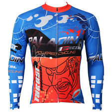Sprint paladin Cycling Clothing Bicycle Long sleeve Bike cycling jersey Top