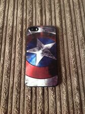 Marvel Avengers Captain America Shield Hard Case for Apple iPhone 4/4s/5/5s