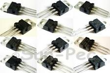 Voltage Regulator L78 L79 ST TO220 1.5A Positive Negative 5V-24V options 1pc-4pc