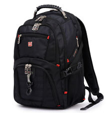 Hotest Swiss Men Laptop Backpack Computer Backpacks Luggage Sports Travel Bags