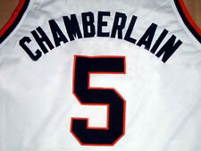 WILT CHAMBERLAIN HIGH SCHOOL JERSEY White NEW -  ANY SIZE XS - 5XL