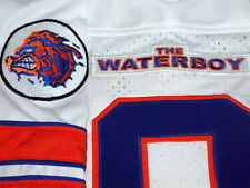 THE WATERBOY MOVIE - BOBBY BOUCHER JERSEY WHITE NEW     ANY SIZE XS - 5XL
