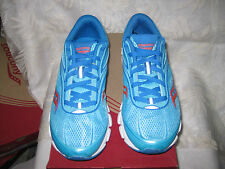 NWB Saucony VIRRATA 2 Running Shoes Women's Size 10 BLUE ORANGE S10222-2 AWESOME