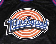 CUSTOM NAME & #  TUNE SQUAD SPACE JAM MOVIE JERSEY BLACK NEW - ANY SIZE XS - 5XL