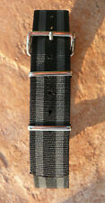 Phoenix Straps UK made MOD  style James Bond  military  watchstrap 18/ 20/ 22mm