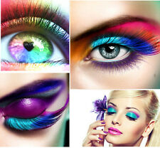 Bright NEON Eyeshadow Pigment Mica Cosmetic Mineral Makeup Limited Color 1oz le