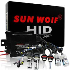 55W Slim Hid Bi-xenon Coversion Kit H4 HB2 H7 H11 H3 9006 9007 9003 Hi/Low Light