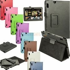Slim Folio PU Leather Stand CASE Cover For 2013 Amazon Kindle Fire HDX 7.0 inch