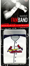 St. Louis Cardinals Wrist or Arm Fan Band Jersey Style