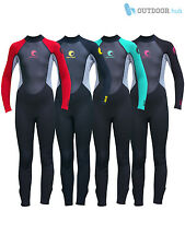 Odyssey Core 3/2mm Childs Kids Junior Teenage Full Steamer Wetsuit Long Wet Suit