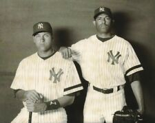 Baseball New York Yankees Derek Jeter and Mariano Rivera Photo Picture