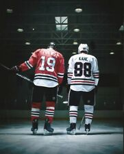 NHL Hockey Jonathan Toews and Patrick Kane Chicago Blackhawks Photo Print