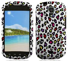 for Samsung Galaxy Stratosphere 2 - COLOR LEOPARD Snap-On Case Hard Cover
