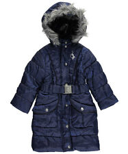 "Baby Phat Little Girls' Toddler ""Princess Piping"" Insulated Parka"