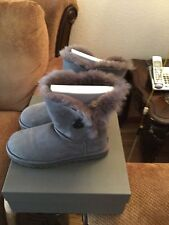 UGG Australia Short Bailey Button Boots $105.00