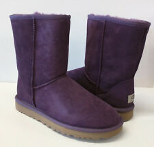 UGG Australia Women's Classic Short Boots 5825 in Anemone Purple  NEW Sz 6,7