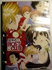 Ouran High School Host Club Complete Series (Anime) (DVD, 2012, 4-Disc Set)