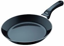 WMF Silit Extra Sturdy Ceramic Coating Fry Pan Black 11-in, Made In Germany